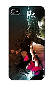 0bd1f3225 5s44 With Unique Design Iphone 5/5s Durable Tpu Case Cover Final Fantasy Vii Tifa Lockheart by kobestar