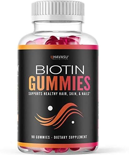 Vitamins & Supplements: Havasu Nutrition Biotin Gummies
