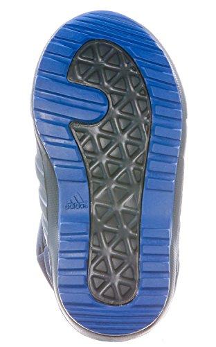 adidas Performance Kinder Winterschuhe grau/blau