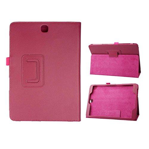 Super Slim Case for Samsung Galaxy Tab A 8-Inch Tablet SM-T350 (Pink) - 5