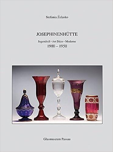 JOSEPHINENHÜTTE: Jugendstil - Art Déco - Moderne 1900 - 1950: Amazon ...
