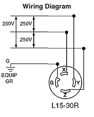 L15 30r Wiring Diagram | Wiring Diagram Nema L Wiring Diagram on