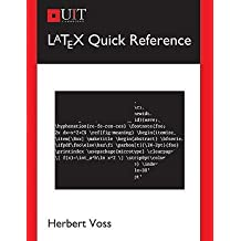 [(LaTeX Reference Manual )] [Author: Herbert Voss] [Sep-2011]