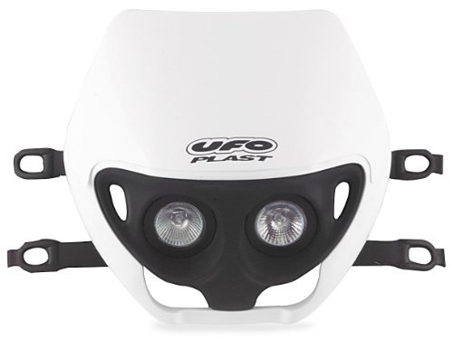 Cheap UFO Plastics – PF01688-041 – Twins Headlight, White