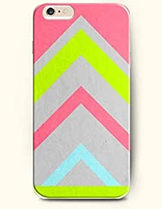 SevenArc Phone Skin New Apple iPhone 6 case 4.7' -- Colorful Triangles