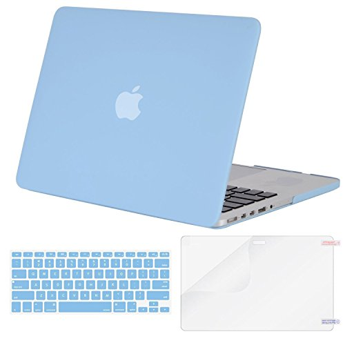 Mosiso Plastic Keyboard Protector MacBook product image