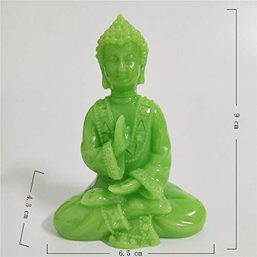 Used, Kiartten Buddha Statue - Glowing Meditation Buddha for sale  Delivered anywhere in Canada