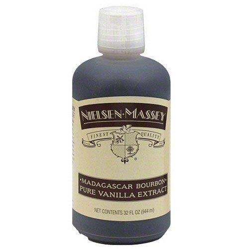 Nielsen Massey Extract (Nielsen Massey Madagascar Bourbon Pure Vanilla Extract, 32 Fluid)