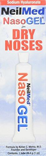 Neilmed Nasogel for Dry Noses 1 Oz (Water Soluble Saline Gel)