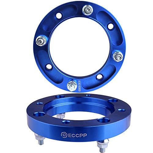 ECCPP Replacement for Wheel Spacer for Polaris, 4 Lug Wheel Spacers 2X 1(25mm) 4x156mm 131mm for Polaris Outlaw 50 90 450 500 525   Polaris Predator 400 425 500   Kawasaki Series with 3/8