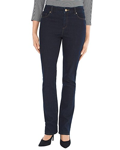 Chico's Women's So Slimming Girlfriend Jeans