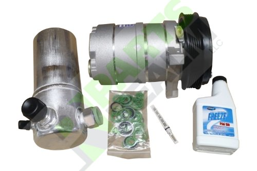 Parts Realm CO-20210AK7 Complete A/C Compressor Replacement Kit