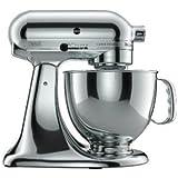 KitchenAid RRK150CR 5 Qt. Artisan Series - Chrome (Certified Refurbished)