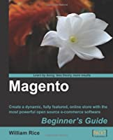 Magento: Beginner's Guide Front Cover