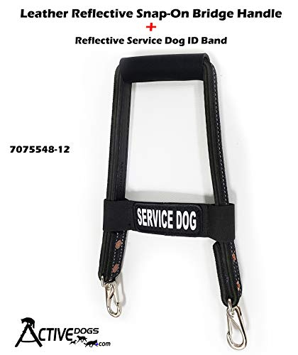 service dog mobility vest - 3