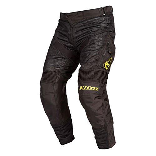Klim Mojave In The Boot Men's Dirt Bike Motorcycle Pants - Black / Size 38 (Dirt Bike Pants Over Boot)