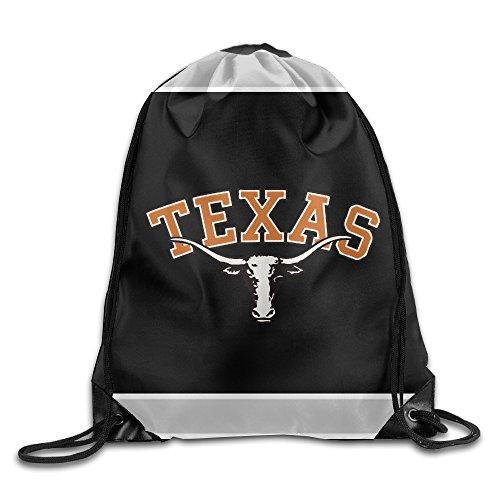 Acosoy University Of Texas At Austin Bevo Logo Drawstring - Motto Oakley