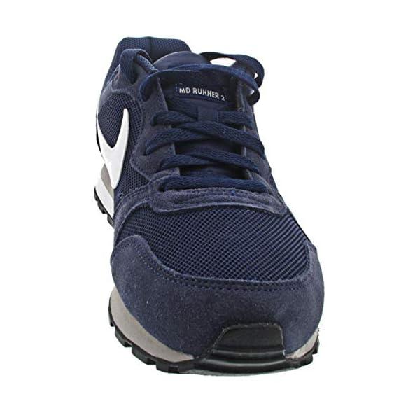 Nike MD Runner 2, Baskets Basses Homme