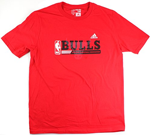 [Chicago Bulls NBA Youth Fast Break T-shirt Red (Youth Small 8)] (Benny And Smalls Costume)