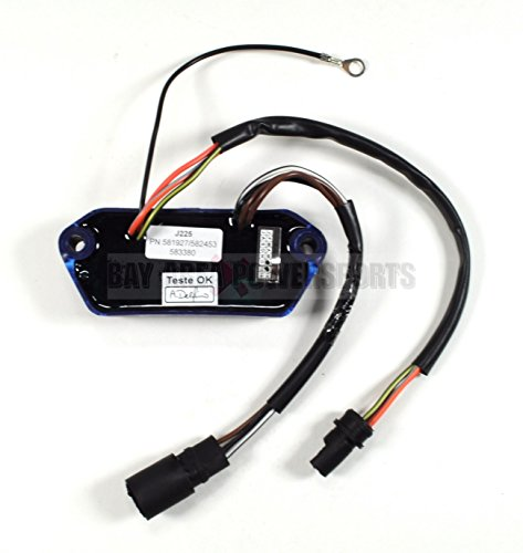 Outboard Electric Johnson (Johnson Evinrude Outboard Power Pack CDI Box 581649 581924 581926 581927)