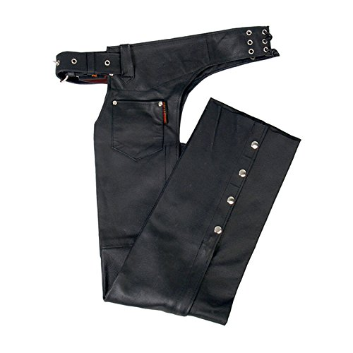 Womens Motorcycle Chaps - 8