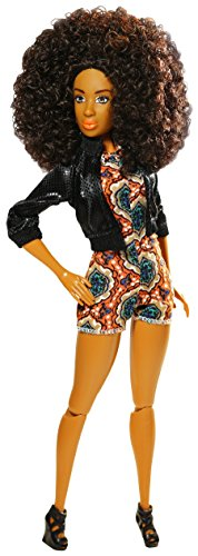 Fresh Dolls Mia Doll (Barbie Dolls African American)