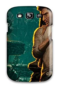 Fashion HwyoxJF4674UJeNh Case Cover For Galaxy S3( Uncharted Drakes Fortune ) by icecream design