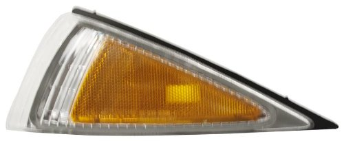 OE Replacement Chevrolet Cavalier Front Driver Side Marker Light Assembly (Partslink Number GM2550137)