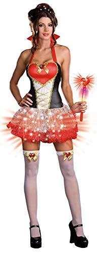 Queen of Heartbreakers Costume - Large - Dress Size 10-14