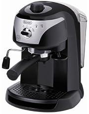 Delonghi Ec221 Pump Espresso & Coffee Machine, 1.4 Litre, Black