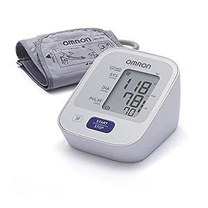 OMRON M2 – Tensiómetro de brazo, detección del pulso arrítmico, tecnología Intellisense para dar lecturas de presión… 41I3kpO7AuL