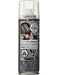 Amscan Glitter Hair Spray 3 Ounces-Silver