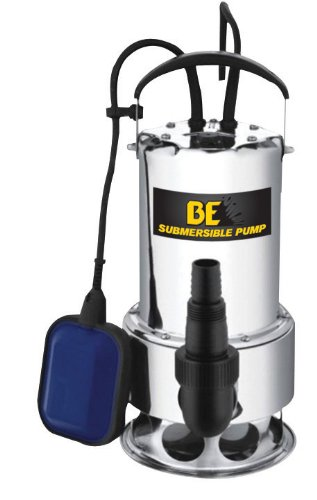 - BE Pressure ST-900SD Side Discharge Trash Submersible Pump 1.5