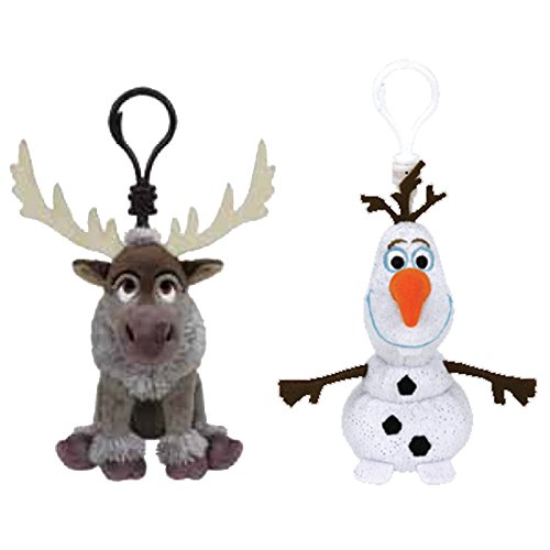 with Frozen Stuffed & Plush Animals design