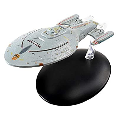 Eaglemoss Hero Collector - USS Voyager NCC-74656: Kitchen & Dining