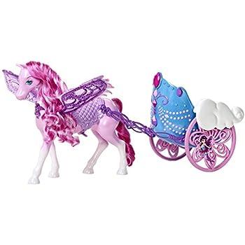 Amazon Barbie Mariposa and The Fairy Princess Pegasus