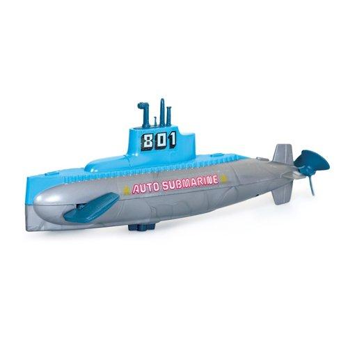 Tobar - 07093 - Jeu de Plein Air et Sports - Sous-Marin à Remonter
