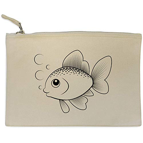 Clutch 'Cute Case cl00011011 Bag Fish' accessoires Azeeda 1pxwqERx