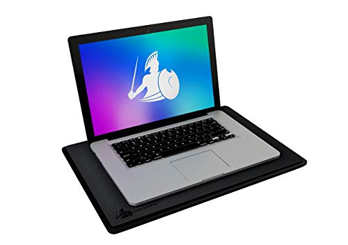 - DefenderPad Laptop EMF Radiation Protection & Heat Shield - Anti Radiation Laptop Computer Pad & EMF Blocker Lap Lapdesk Compatible with up to 17