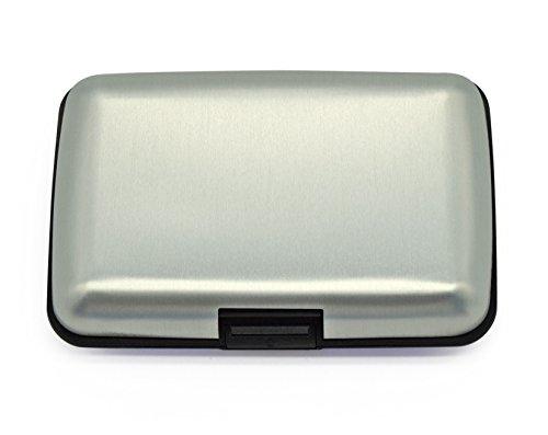 49f63a1ec7a2 UTRAX 12 Slots Metal Cards Wallet Multi Pockets Aluminum Purse ...
