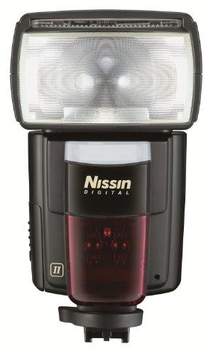 Nissin Di 866 Mark II Speedlight for Sony Digital SLR Cameras (Black)