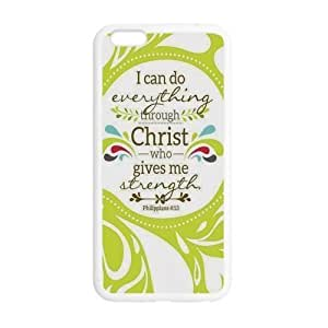 Hellocase Durable Protective Hard TPU Rubber Fitted Cover Case for iphone 4s inch, Bible Verse Proverbs