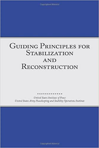 Book Guiding Principles for Stabilization and Reconstruction