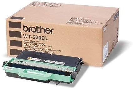 Brother WT220CL - Caja de tóner desechable (Repuesto Original): Amazon.es: Oficina y papelería