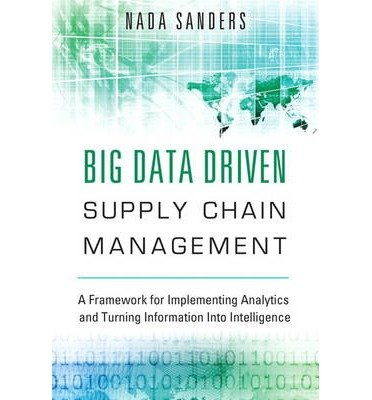 A Framework for Implementing Analytics and Turning Information Into Intelligence Big Data Driven Supply Chain Management (Hardback) - Common