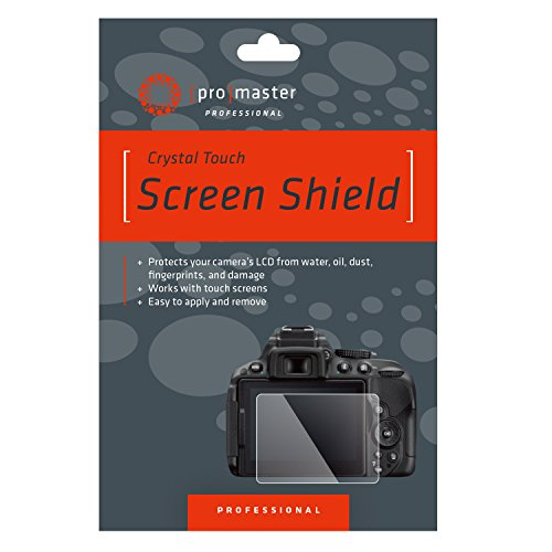 Promaster Crystal Touch LCD Screen Shield - for Nikon D850 by ProMaster
