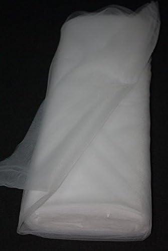 G/én/érique Tulle souple mariage ROSE grande largeur 300 cm au metre deco robe tutu