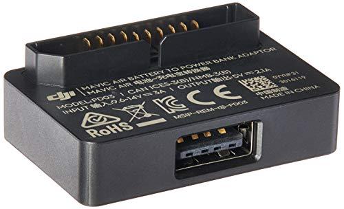 DJI Mavic Air Part 5 Power Bank Adapter Drone Accessory Camcorder Battery, Gray (CP.PT.00000123.01)