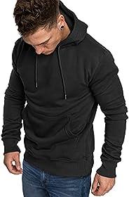 COOFANDY Men's Hoodies Sweatshirts Casual Lightweight Long Sleeve Sports Athletic Hoo