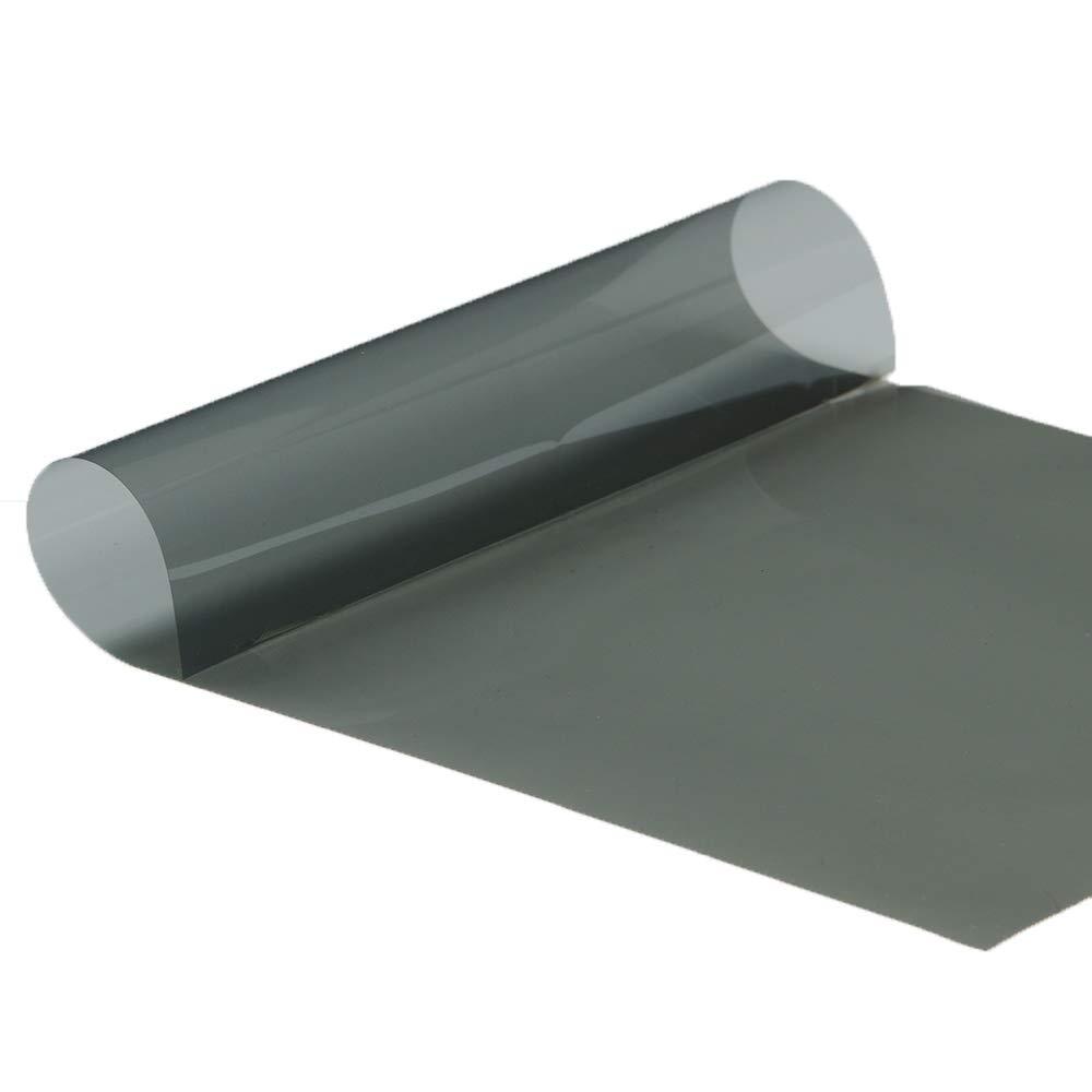 HOHO VLT 50% Nano Ceramic Auto Car Solar Film Window Tint Privacy Glass UV Proof,100cmx300cm